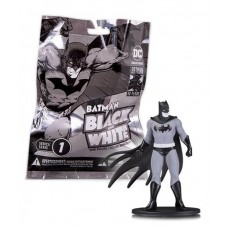 BATMAN BLACK & WHITE BLIND BAG MINI FIGS W1 (18PC CS) @U