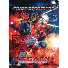 TRANSFORMERS LEGACY ART OF TRANSFORMERS PACKAGING SC @D