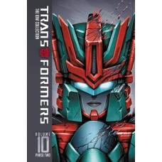 TRANSFORMERS IDW COLL PHASE 2 HC VOL 10 @D