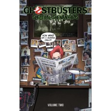 GHOSTBUSTERS SPECTRAL SHENANIGANS TP VOL 02 @D