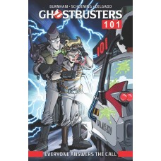 GHOSTBUSTERS 101 TP EVERYONE ANSWERS THE CALL @D
