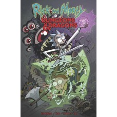 RICK AND MORTY VS DUNGEONS & DRAGONS TP @D