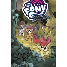 MY LITTLE PONY TP SPIRIT OF THE FOREST @D