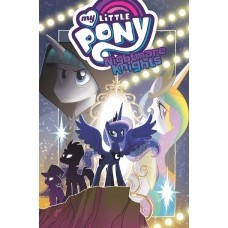 MY LITTLE PONY NIGHTMARE KNIGHTS TP @D