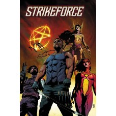 STRIKEFORCE #1 @S