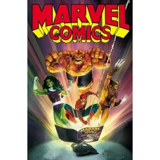 MARVEL COMICS #1001 @D