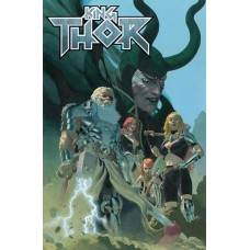 KING THOR #1 (OF 4) @T