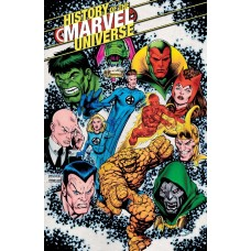 HISTORY OF MARVEL UNIVERSE #3 (OF 6) @D