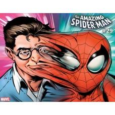 AMAZING SPIDER-MAN #29 BAGLEY IMMORTAL VARIANT @D