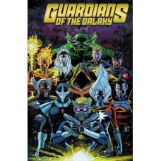 GUARDIANS OF THE GALAXY #9 @D