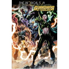 GUARDIANS OF THE GALAXY PRODIGAL SUN #1 TAN VARIANT @D
