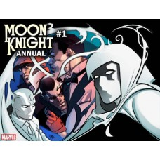 MOON KNIGHT ANNUAL #1 FERRY IMMORTAL VARIANT @D