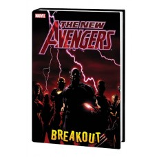 NEW AVENGERS BREAKOUT MARVEL SELECT HC @S