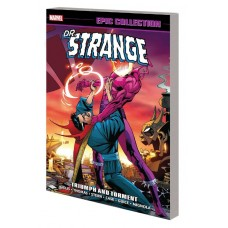 DOCTOR STRANGE EPIC COLLECTION TP TRIUMPH AND TORMENT @D
