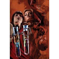 RED SONJA VAMPIRELLA BETTY VERONICA #5 VIRGIN STAGGS VARIANT