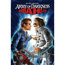 ARMY OF DARKNESS BUBBA HOTEP TP