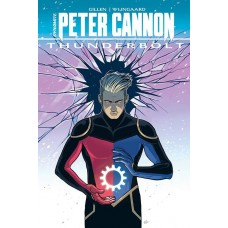 PETER CANNON THUNDERBOLT OVERSIZED HC