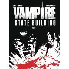 VAMPIRE STATE BUILDING #1 CVR C ADLARD B&W& RED @F