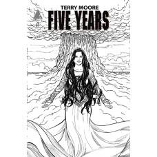 FIVE YEARS #4 @U