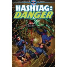 HASHTAG DANGER #5 (MR) @F