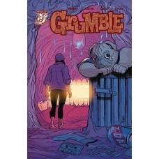 GRUMBLE #10 @F