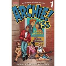 ARCHIE 1955 #1 (OF 5) CVR B CORONADO @D