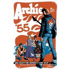 ARCHIE 1955 #1 (OF 5) CVR E WOODS @D