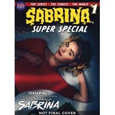 SABRINA SUPER SPECIAL #1 @D