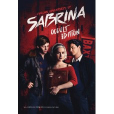 CHILLING ADVENTURES OF SABRINA OCCULT ED HC @D