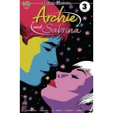 ARCHIE #707 (ARCHIE & SABRINA PT 2) CVR B FRANCAVILLA @D
