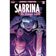 SABRINA TEENAGE WITCH #5 (OF 5) CVR A FISH @D