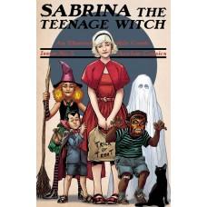 SABRINA TEENAGE WITCH #5 (OF 5) CVR B ERSKINE @D