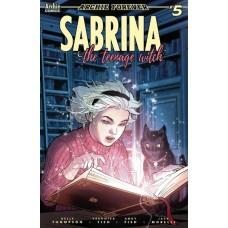 SABRINA TEENAGE WITCH #5 (OF 5) CVR C IBANEZ @D