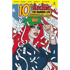 ARCHIE MARRIED LIFE 10 YEARS LATER #2 CVR B BALENT @D