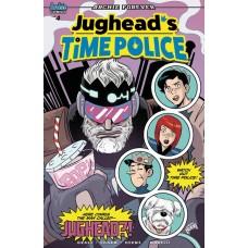 JUGHEAD TIME POLICE #4 (OF 5) CVR A CHARM @D