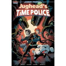 JUGHEAD TIME POLICE #4 (OF 5) CVR C SCHKADE @D