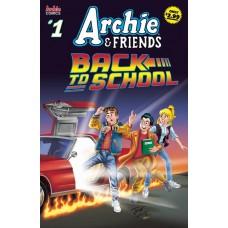 ARCHIE & FRIENDS BACK TO SCHOOL #1 @D