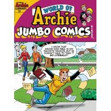 WORLD OF ARCHIE JUMBO COMICS DIGEST #92 @D