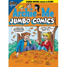 ARCHIE AND ME JUMBO COMICS DIGEST #21 @D