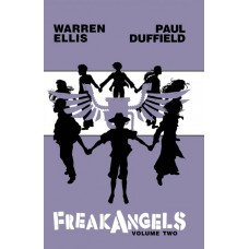 FREAKANGELS HC VOL 02 ELLIS & DUFFIELD SGN ED (MR) @F