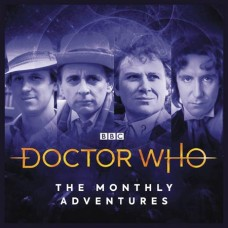 DOCTOR WHO 6TH DOCTOR EMISSARY OF DALEKS AUDIO CD @F