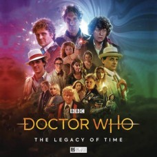 DOCTOR WHO LEGACY OF TIME AUDIO CD @F