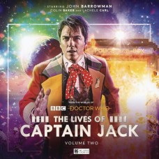 DOCTOR WHO LIVES OF CAPTAIN JACK AUDIO CD VOL 02 @F
