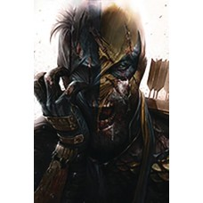DF DCEASED A GOOD DAY TO DIE #1 ROBERTSON SGN MATTINA VARIANT