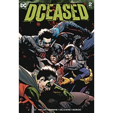 DF DCEASED #2 GAUDIANO SGN PLUS 1