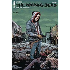DF WALKING DEAD #192 GAUDIANO SGN PLUS 1