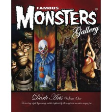FAMOUS MONSTERS DARK ARTS #1 @F