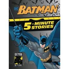 BATMAN 5 MINUTE STORY COLLECTION HC @F