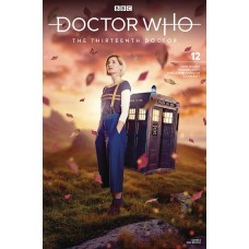 DOCTOR WHO 13TH #12 CVR B PHOTO @U