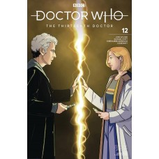 DOCTOR WHO 13TH #12 CVR C 12TH DOCTOR @U